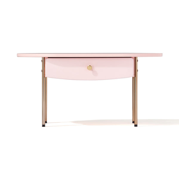 PETIT COFFEE TABLE PINK (W750 x D450 x H370)