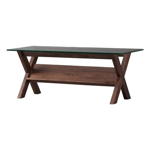 OCTO Coffee Table 1000 Brown