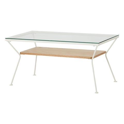 MELHOR COFFEE TABLE 18 MEDIUM WHITE X NATURAL