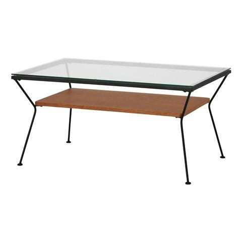 MELHOR COFFEE TABLE 18 MEDIUM BLACK X BROWN