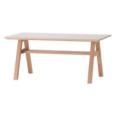 STARK Coffee Table 90 Light Gray (A)