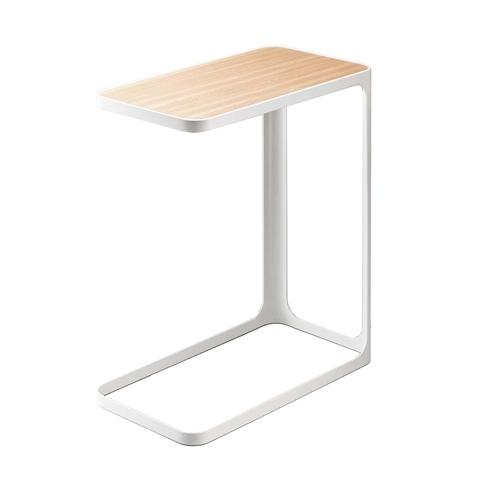 Side Table Frame White