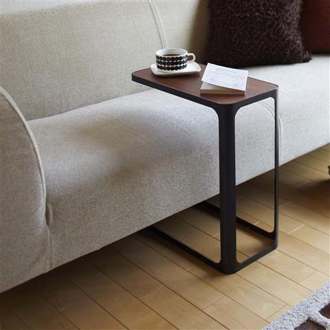Side Table Frame Black