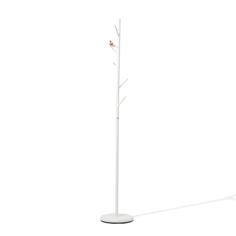 CANARY Coat Hanger White (W285 × D285 × H1740)