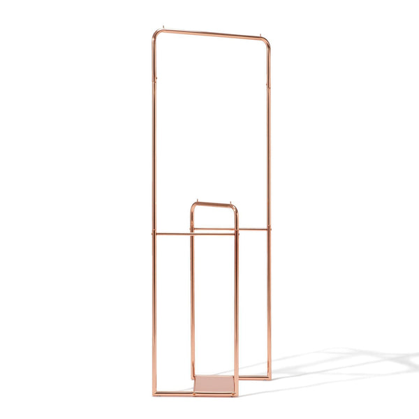 TWIST Hanger Rack Copper