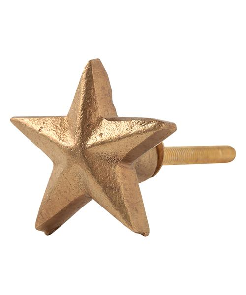 KNOB-17 IRON STAR GD