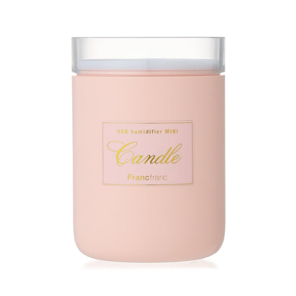 MINI USB HUMIDIFIER CANDLE Pink