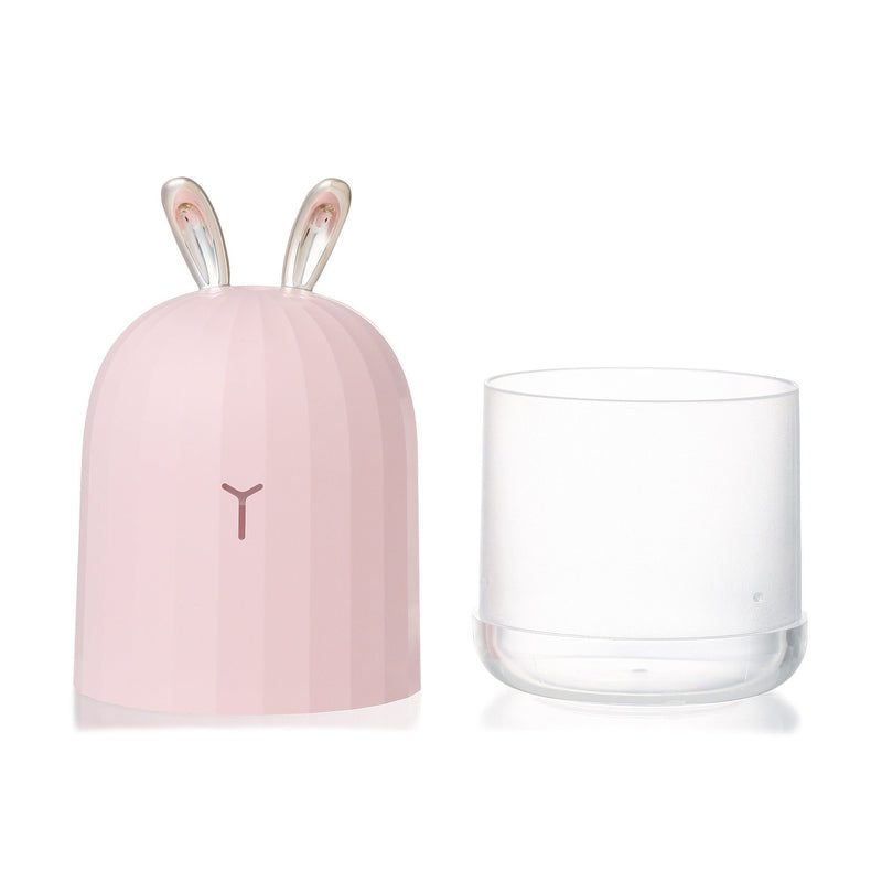 MINI USB HUMIDIFIER RABBIT Pink