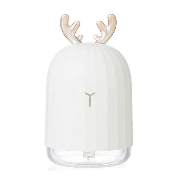 MINI USB HUMIDIFIER DEER White