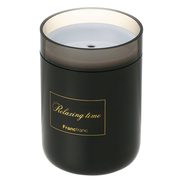 MINI USB HUMIDIFIER CANDLE BK