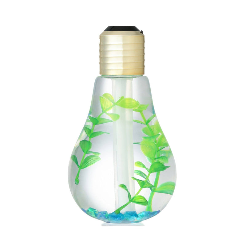 MINI USB HUMIDIFIER LIGHT BULB GOLD