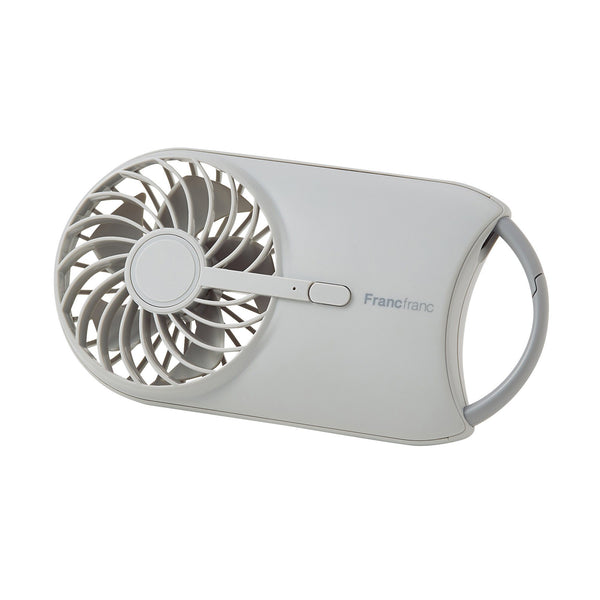FRAIS CARRY FAN GRAY