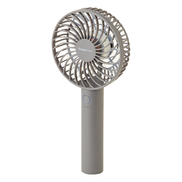 FRAIS 2WAY HANDY FAN Gray