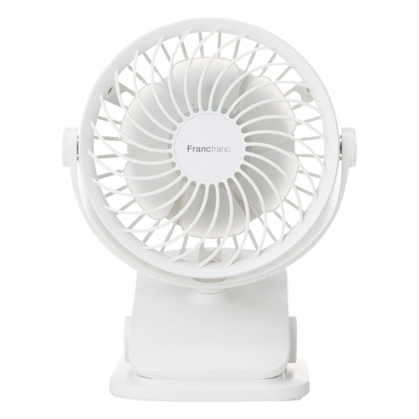 RECHARGEABLE CLIPFAN White