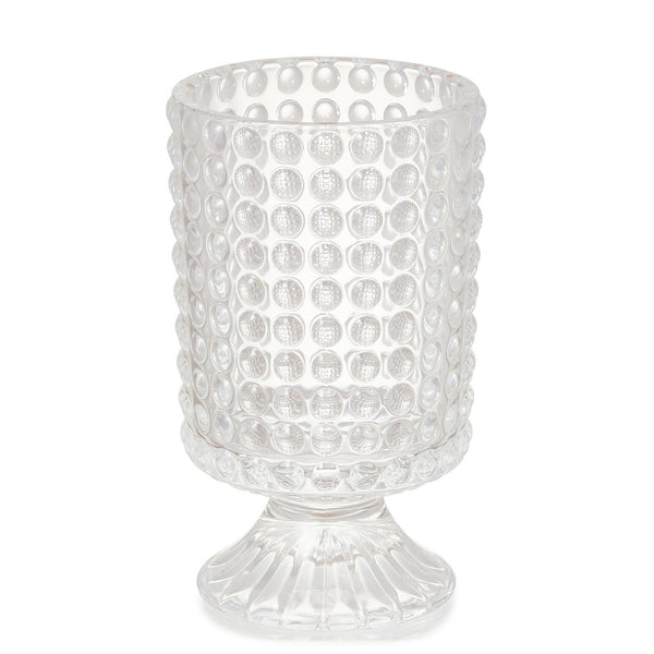 CRYSTE FLOWER VASE M
