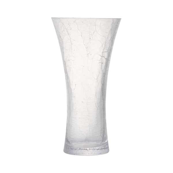 CRACKLE FLOWER VASE M CL