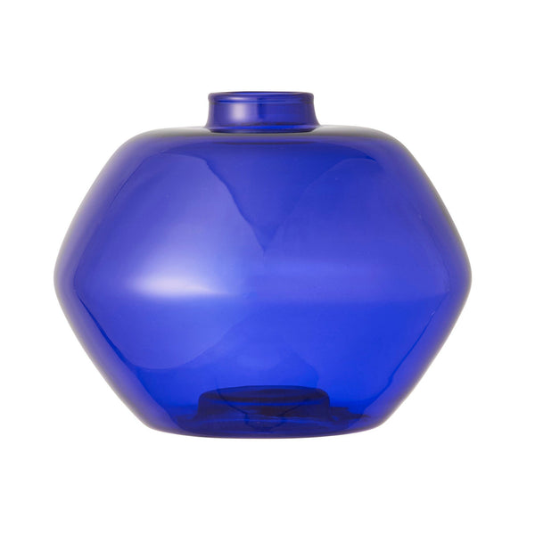 STACK Flower Vase Blue