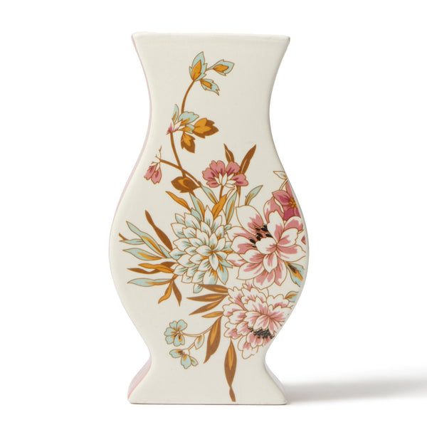 CHINOIS Flower Vase White