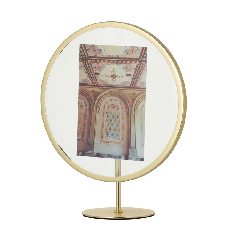MULTI GLASS FRAME ROUND S GD