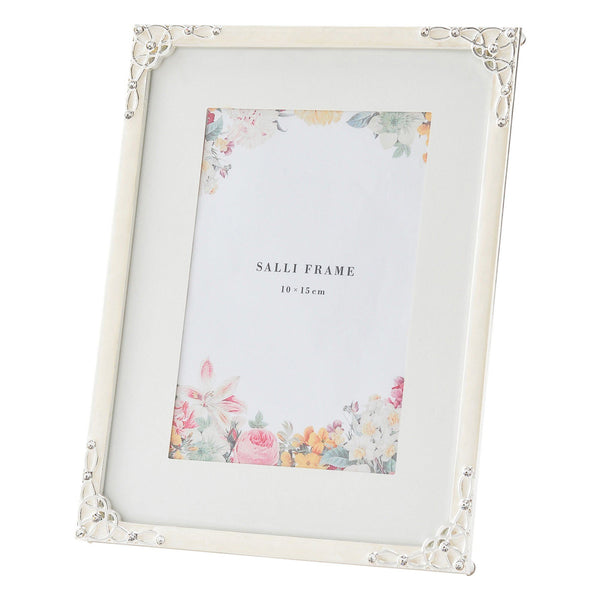SALLI FRAME SIMPLE WHITE