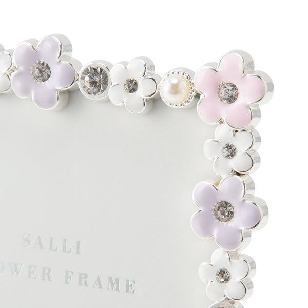 SALLI FLOWER FRAME SQUARE MIX