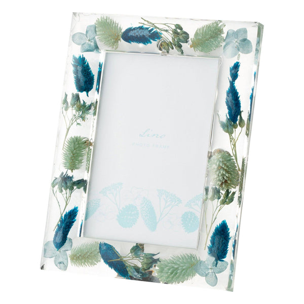 LINO PHOTOFRAME BLUE