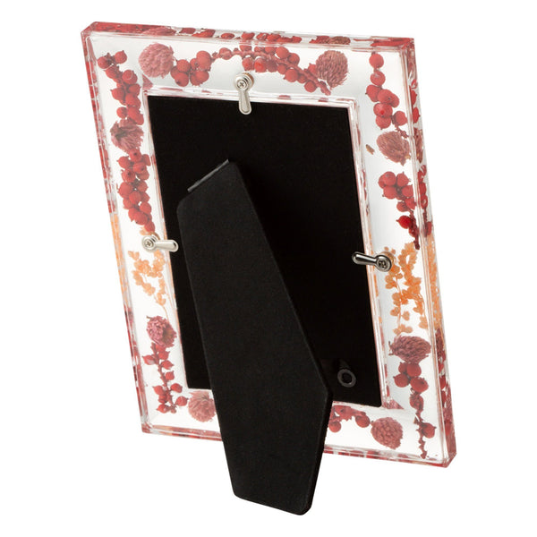 LINO PHOTOFRAME Red