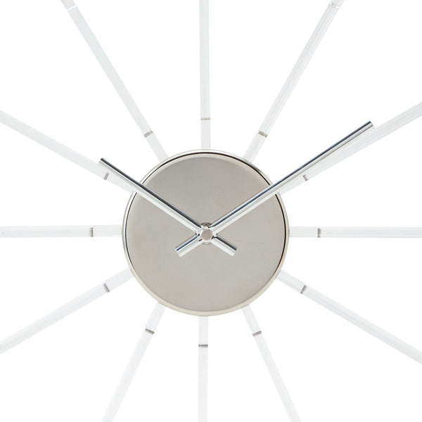 EMO Wallclock Clear