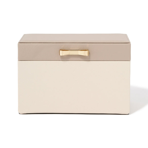 BICOLOR JEWELRY BOX S BE
