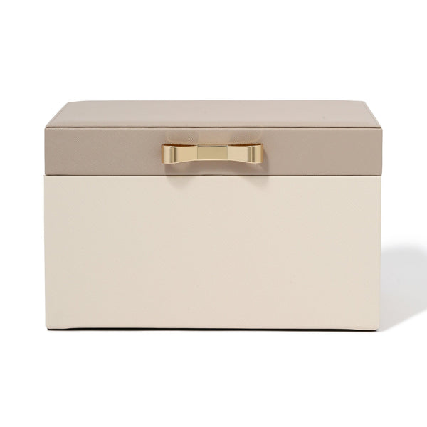 BICOLOR JEWELRY BOX L BE