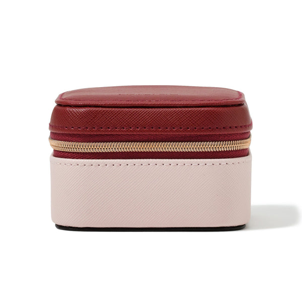 BICOLOR TRAVEL JEWELRY BOX S P