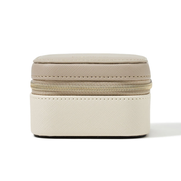 BICOLOR TRAVEL JEWELRY BOX S B