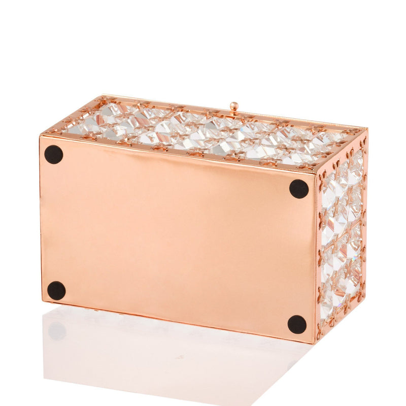 BELINDA MULTI BOX MEDIUM PINK X GOLD