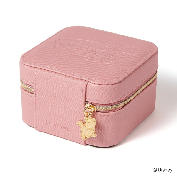 DISNEY ARISTOCATS TRAVEL JEWELRY BOX Pink
