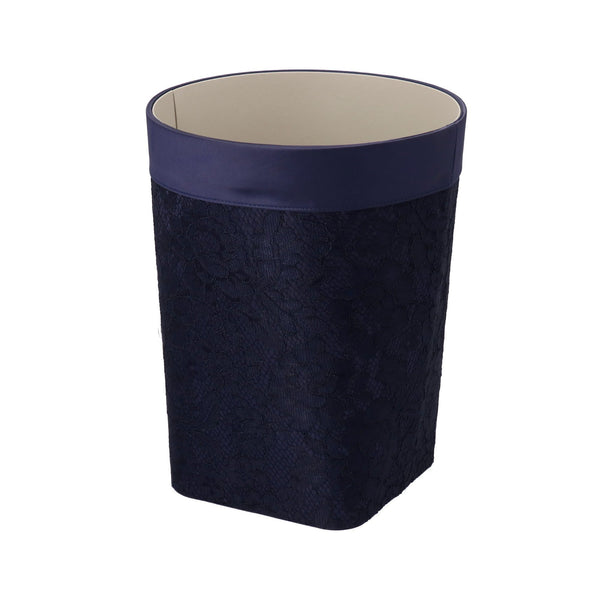 LACE DUST BOX Medium Navy