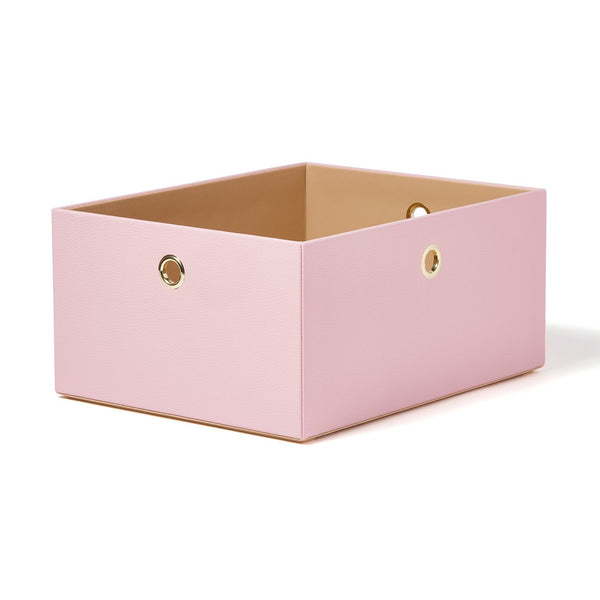PULIRE STACKING BOX LARGE PINK
