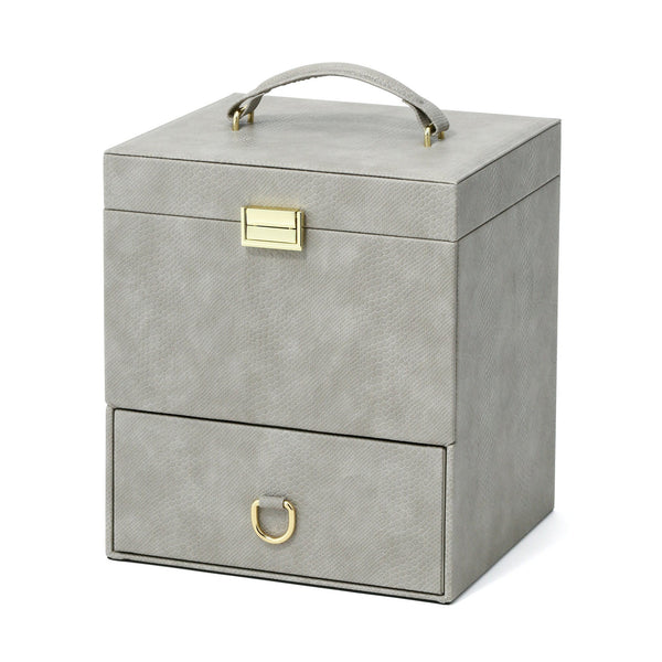 FLAVIA COSMETIC BOX Gray