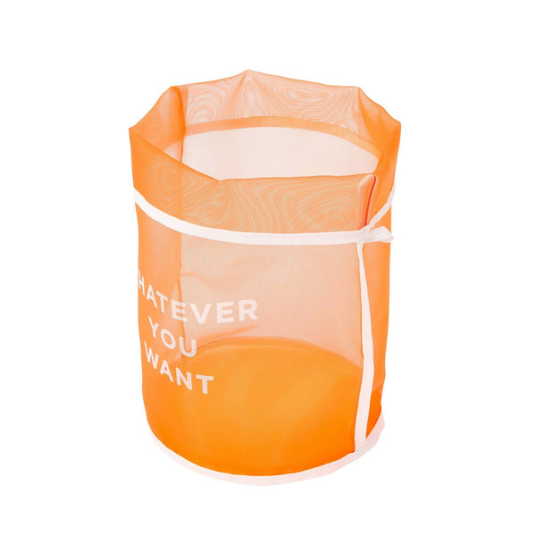 CLARTE MESH BASKET MEDIUM ORANGE