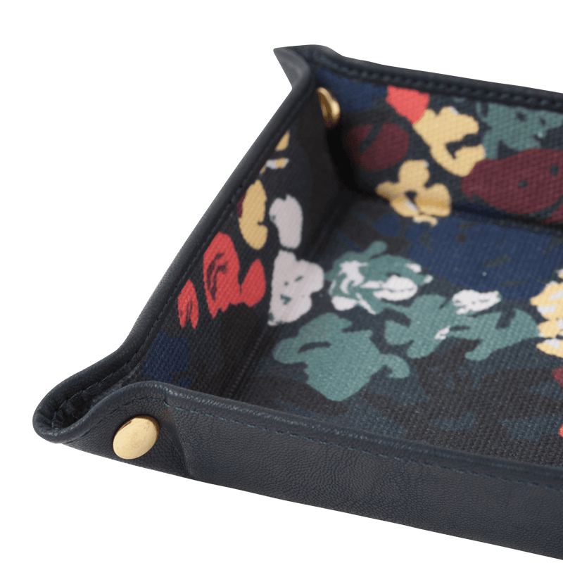 FLOWER INTERIOR TRAY BLUE
