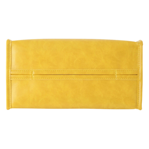 LEPE TISSUE COVER YELLOW