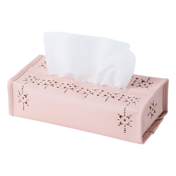 HARRIET TISSUE COVER PINK