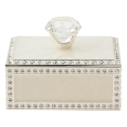SALLI Case Diamond Small White