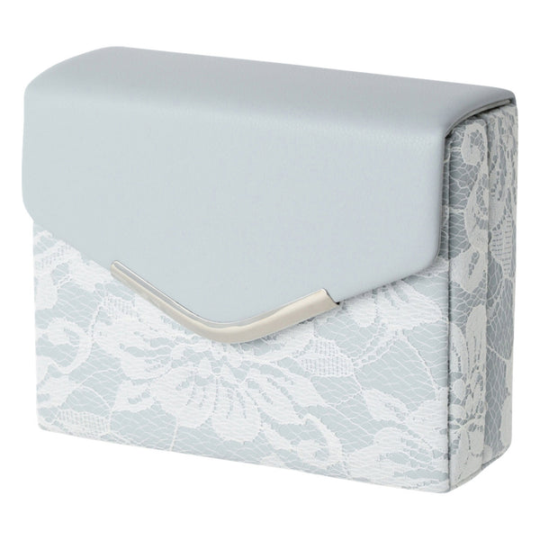 RETHEL Clutch Jewelry Box Large Blue