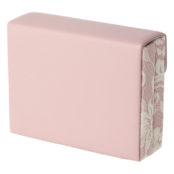 RETHEL Clutch Jewelry Box Large Pink