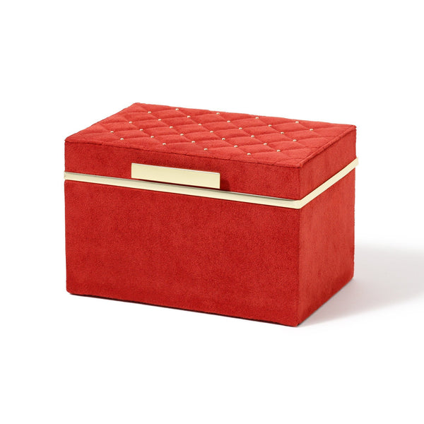 MEILI JEWELRY BOX Small Red