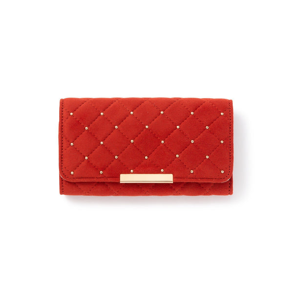 MEILI JEWELRY CASE Large Red