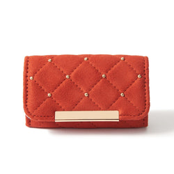 MEILI JEWELRY CASE Small Red