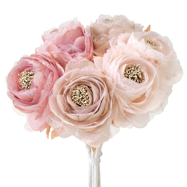 20SS AIRY ROSE BOUQUET M PK