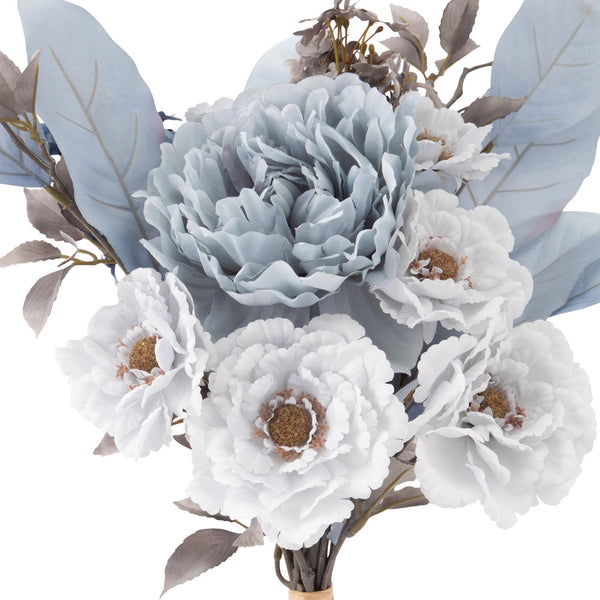 20AW BOUQUET PEONY LILAC LEAVE