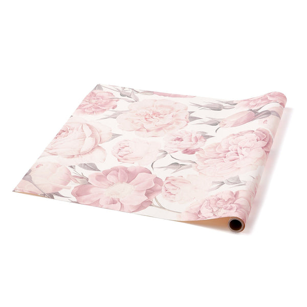 REMOVABLE WALL PAPER PEONY 90 PINK